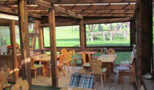 Gaststätte Pension Biergarten Vorwerk Altenroth Thüringer Meer Stausee Hohenwarte Restaurant 9